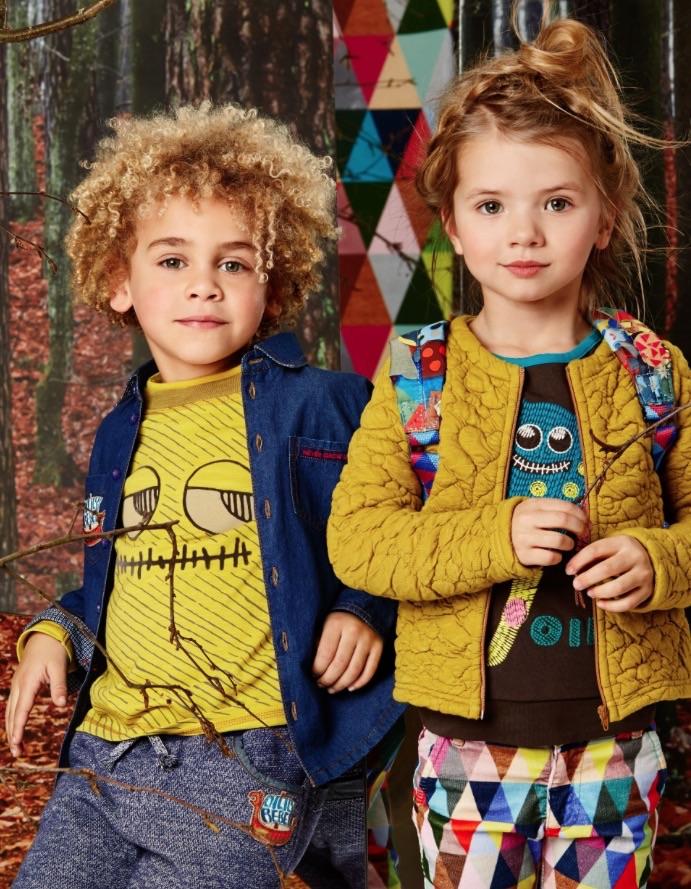 Oilily ropa de color para niños 5