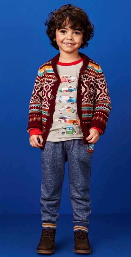 ropa de colores para niños 8