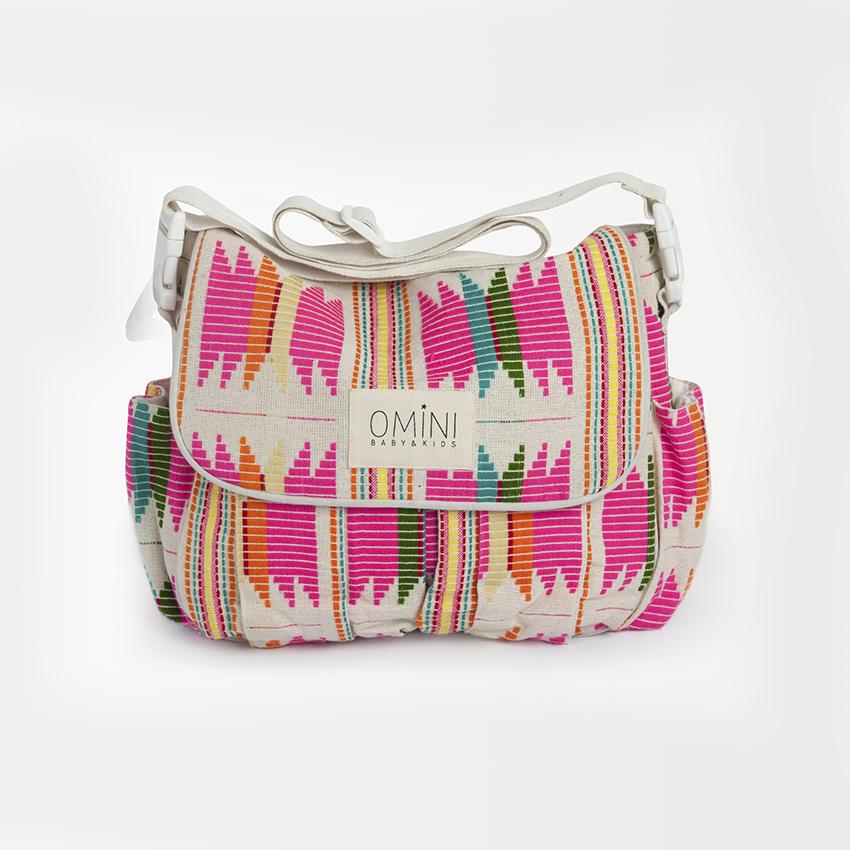 Omini bolsos para bebé con mucho estilo.