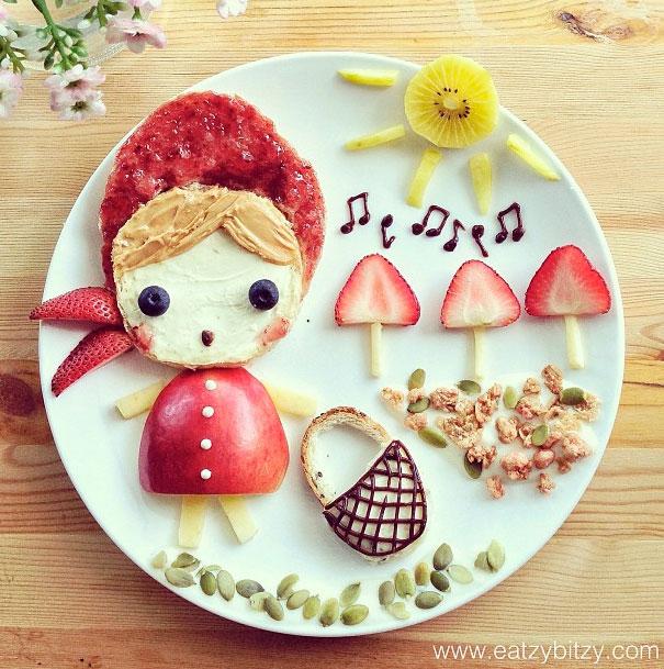 desayunos divertidos para niños 2