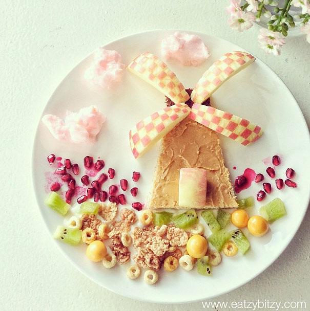 desayunos divertidos para niños 3