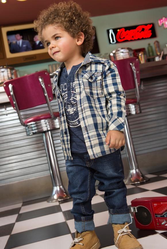 moda infantil a buen precio Losan 2
