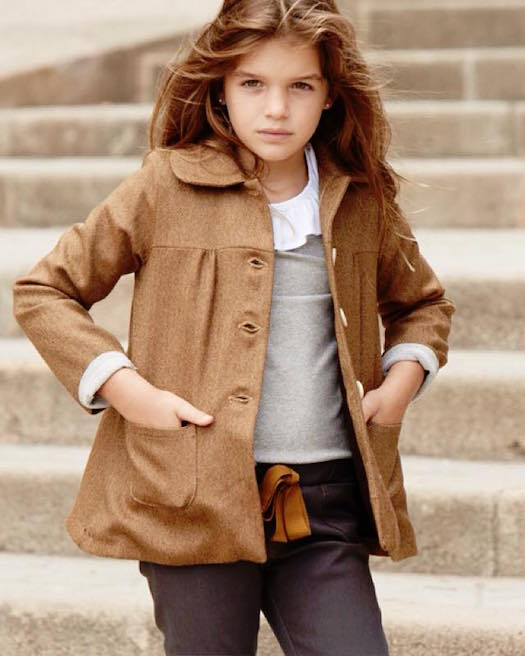 moda infantil FW 15 2