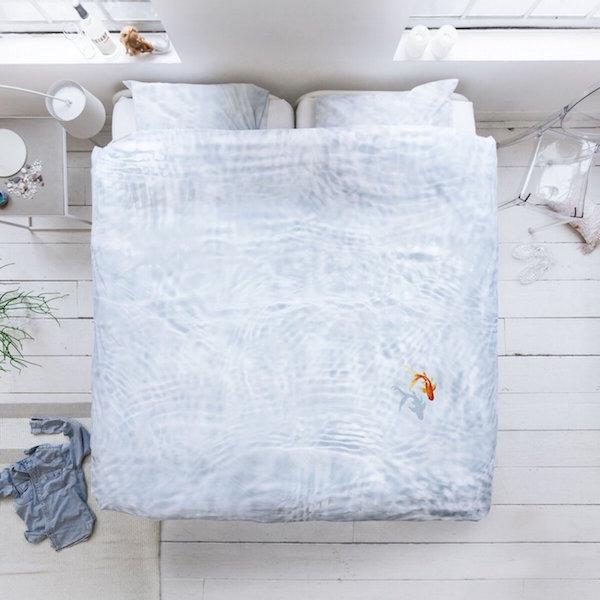 ropa de cama Snurk pez
