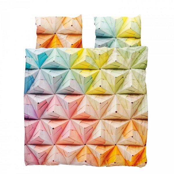 ropa de cama infantil Snurk origami