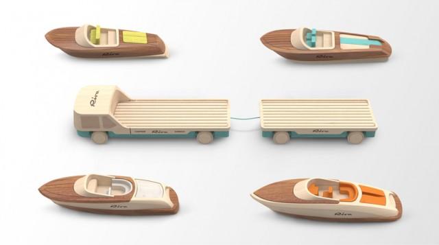 Los mejores juguetes de madera Riva
