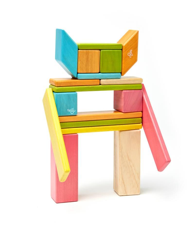 Los mejores juguetes de madera Tegu
