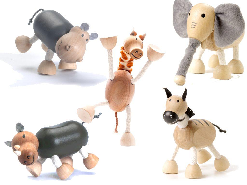 juguetes de madera para niños anamalz