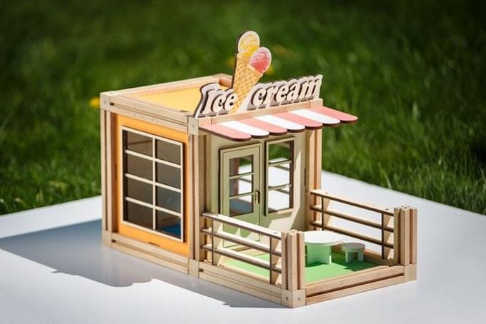 Los mejores juguetes de madera woody mac