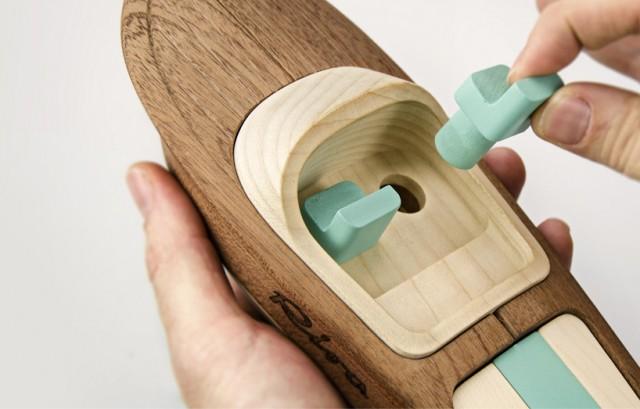 Los mejores juguetes de madera