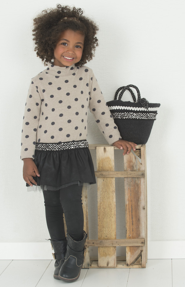 vestidos de fiesta para niñas Puig