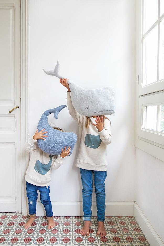 Moda ecológica para los niños Twothirds jumpers mini me 2