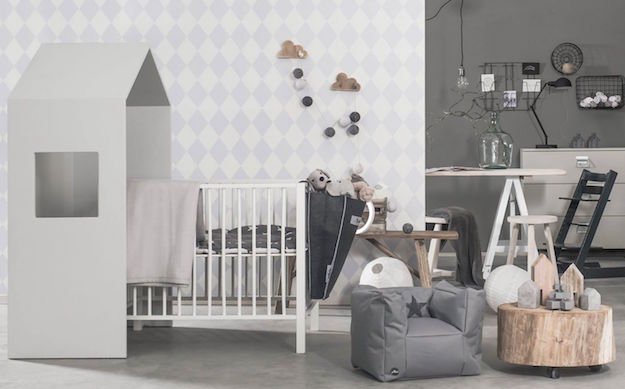 casita para la habitacion infantil bedhuisje 2