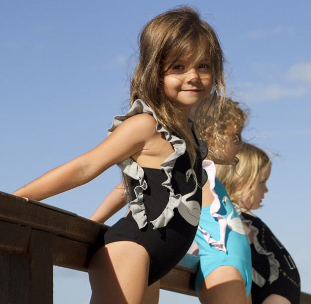 Bella and Lace verano en Australia 3