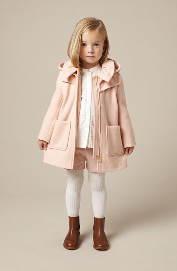 Chloé bonitos conjuntos de ropa para niñas 5