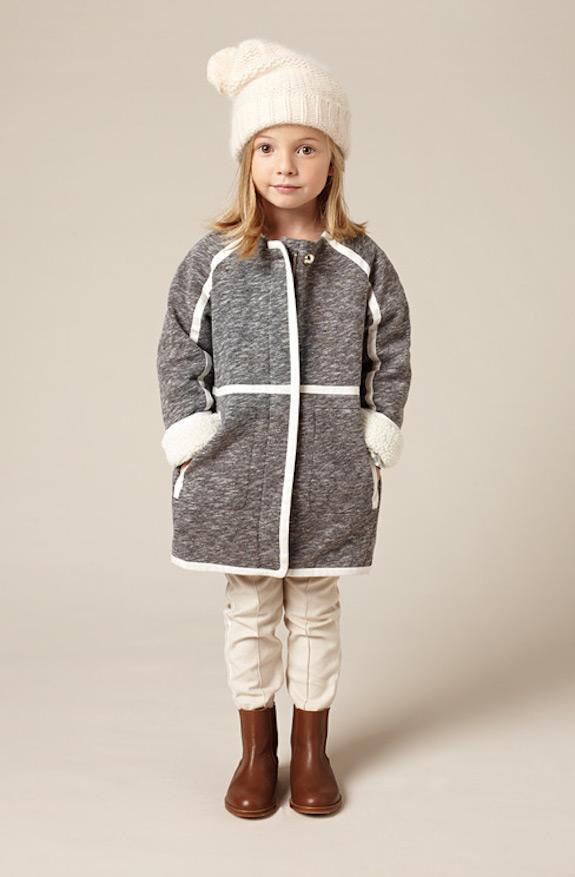 Chloé bonitos conjuntos de ropa para niñas 7