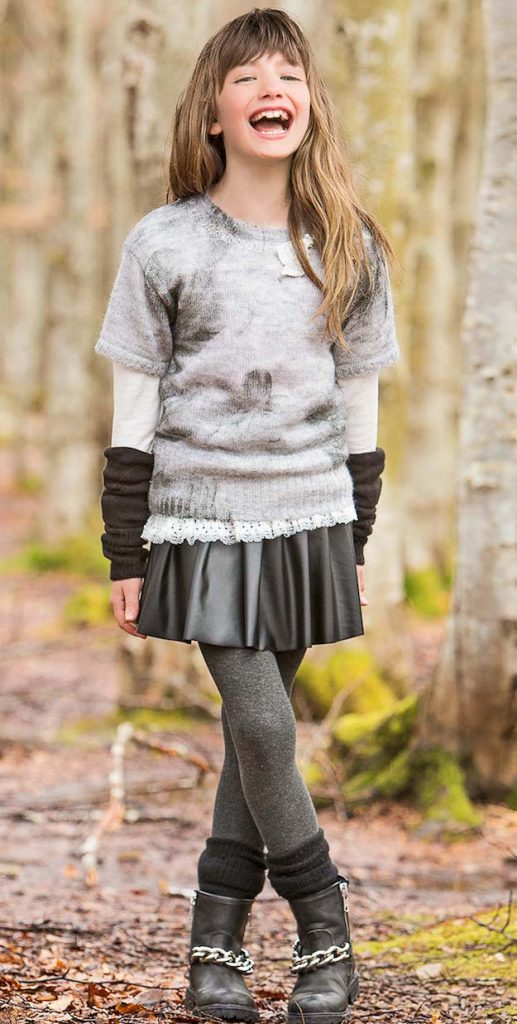 Sarabanda ropa para niñas 3