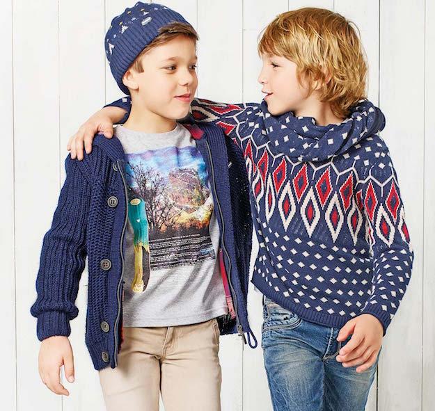 Sarabanda ropa para niños 8