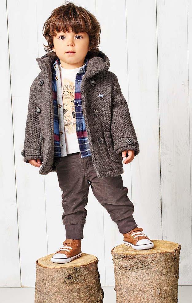 Sarabanda ropa para niños pequeñas 2