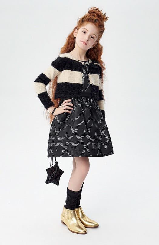 Sarabanda abbigliamento moda infantil de invierno