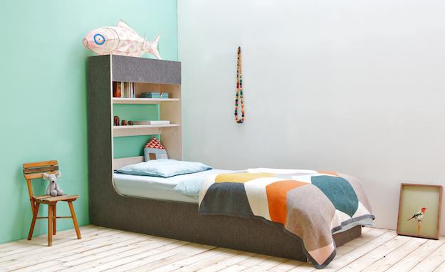 Durner cama up and down estanteria