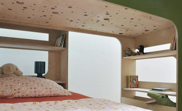 Cama up and down, diseños originales de muebles