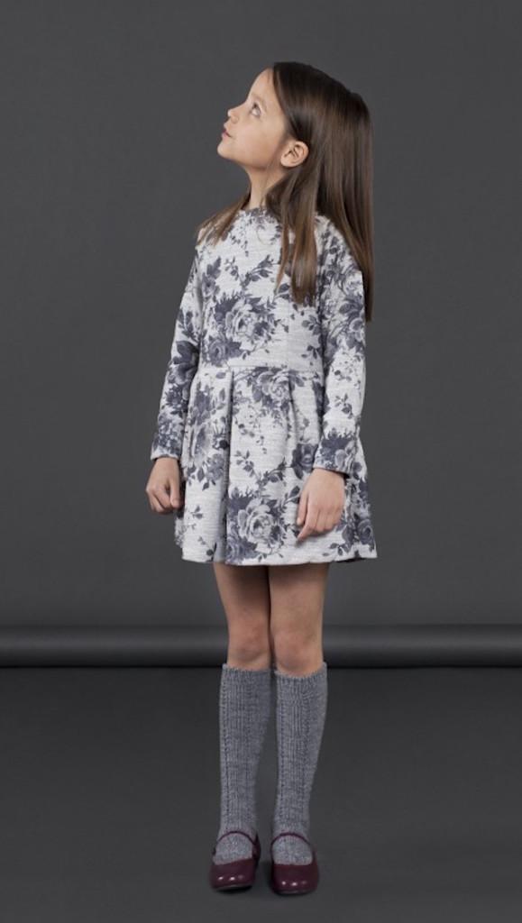 bonnet a pompon invierno niñas vestidos