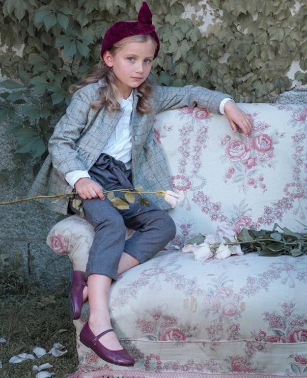 bonnet a pompon niñas