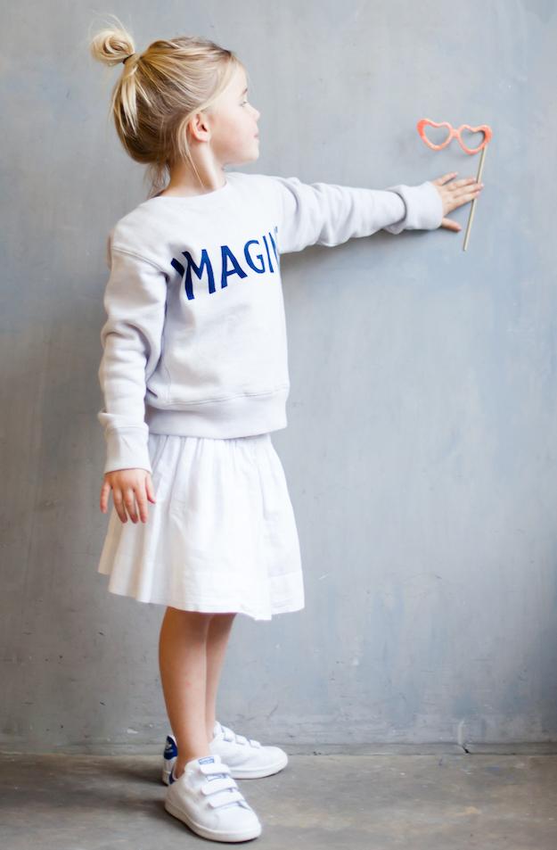 nueva marca de moda para niñas