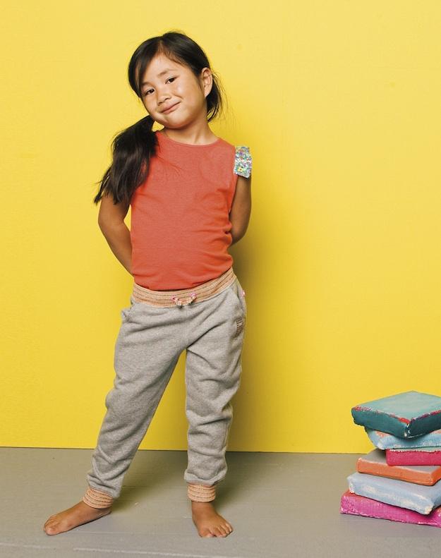 LeBig moda niñas 9