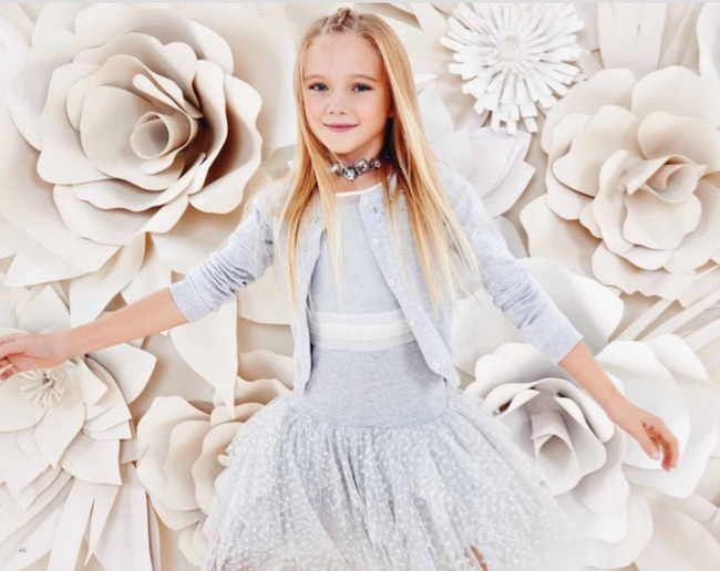 Monnalisa online vestidos de fiesta para ni as - Monalisa moda infantil ...
