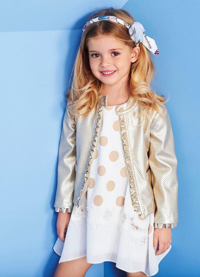 Monnalisa vestidos de fiesta para niñas