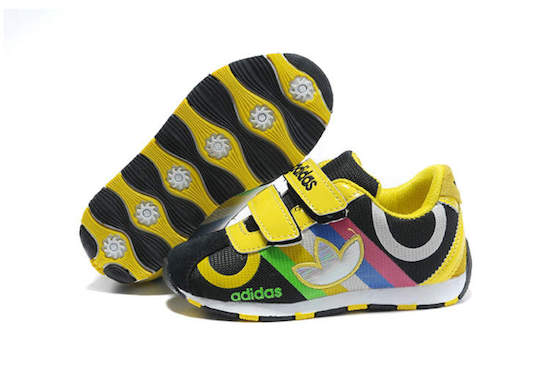 adidas originals kids shoes colorful