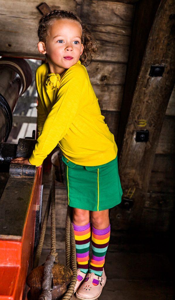 moda infantil con personalidad