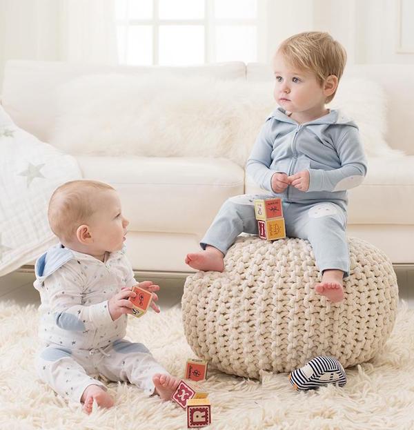 aden and anais bebe niño