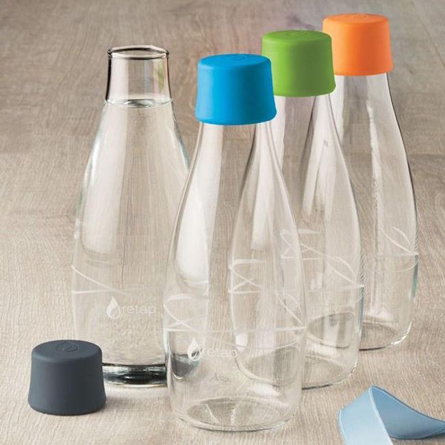 botellas cristal retap sin sleeve