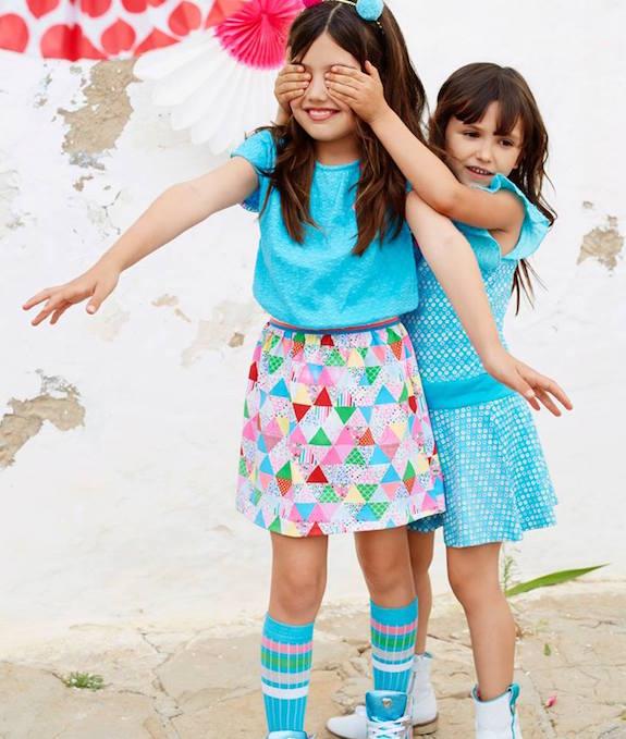 Mim Pi moda verano niñas 2