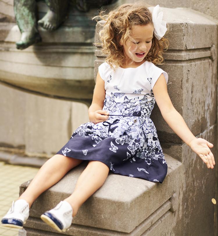 vestidos especiales para niñas