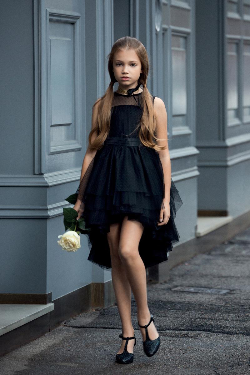 Moda vestidos nina para fiestas