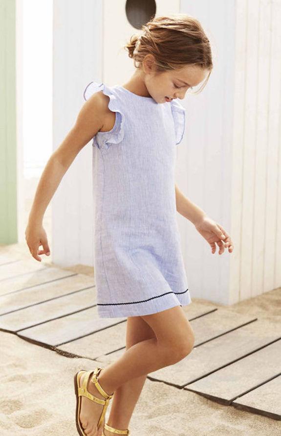 Armani kids, nueva colección de de moda primavera-verano