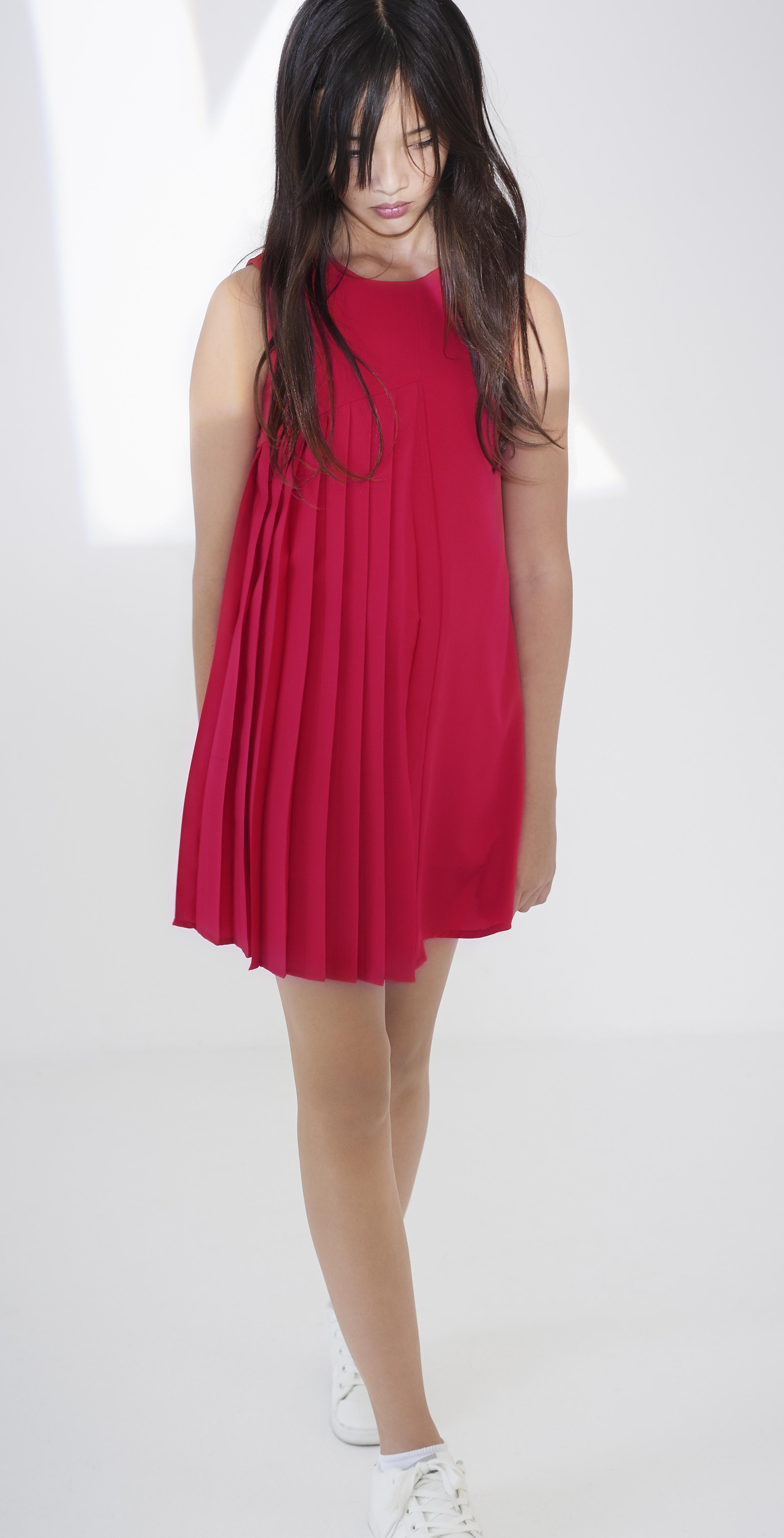 Donna Karan moda joven
