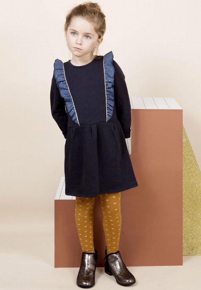 Blune Paris moda francesa para niños A/W 2017