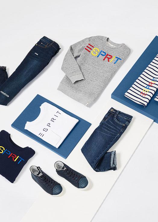 Esprit online moda infantil y accesorios para la vuelta al cole