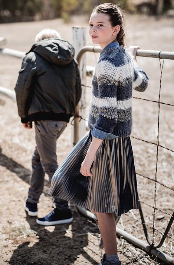 Terre Bleu moda para chicas, moda para chicos otoño-invierno