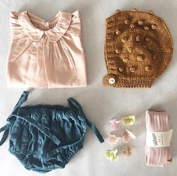 Yellowpelota moda niñas y moda bebé AW 2017