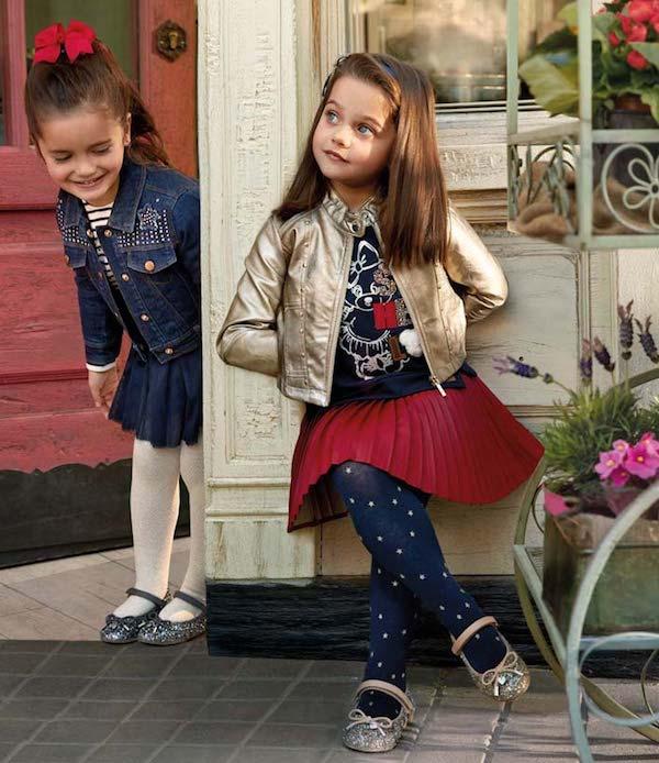 10c783968 Mayoral online colección de moda infantil AW 2017 - Minimoda.es-Blog ...