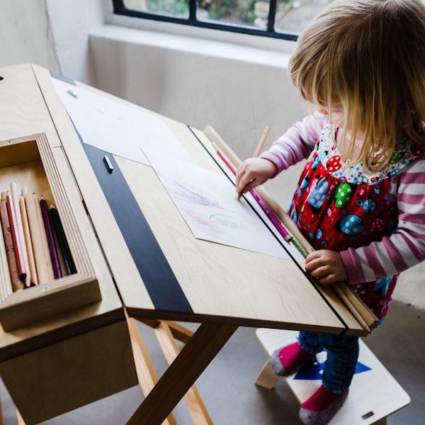 Muebles de diseño Casieliving, diseño infantil innovador