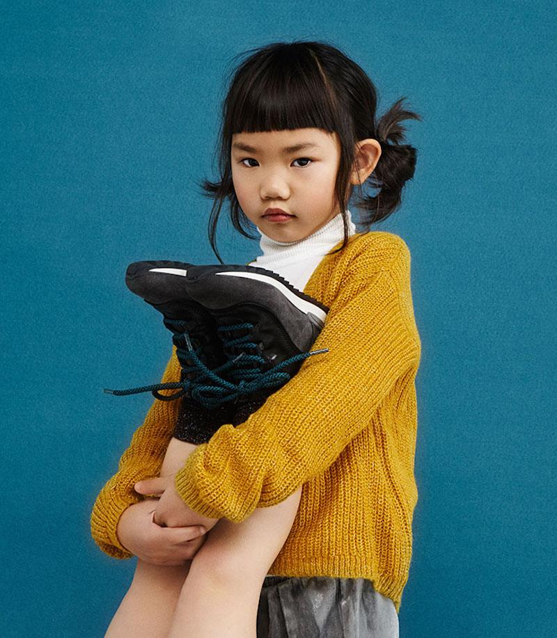 Marcas de zapatos infantiles Novel Walk calzado para niños