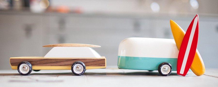 Juguetes vintage Candylab toys, descubre estos coches de juguete
