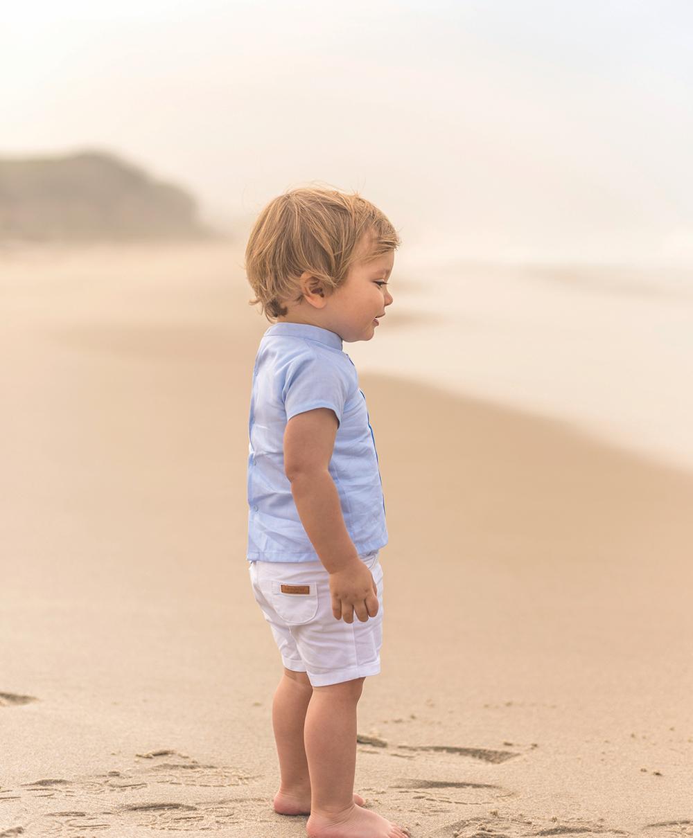 Laranjinha moda infantil SS18, ropa sencilla y de calidad